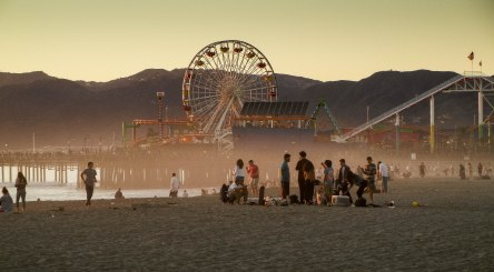 Santa Monica, Washington