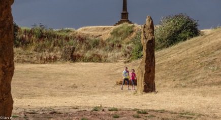 In the Standing Stones, Ham Hill
